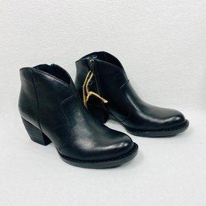 Born Michel Ankle Boots Rare NIB - Western/Americana Style - 8M